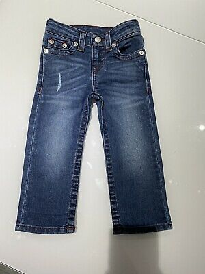 100% Authentic Kids True Religion Jeans Age 2