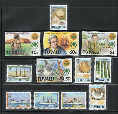 Tuvalu Stamps  Stamps Mostly  Mint Never Hinged   Lot 7365