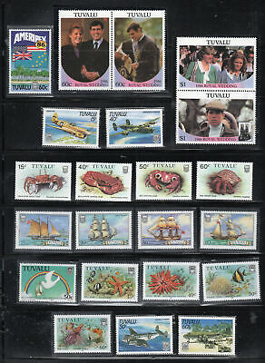 Tuvalu Stamps  Stamps Mostly  Mint Never Hinged   Lot 7366