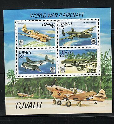Tuvalu Stamps  Stamps Souvenir Sheet   Mint Never Hinged   Lot 7367