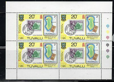 Tuvalu Stamps  Stamps Souvenir Sheet   Mint Never Hinged   Lot 7375