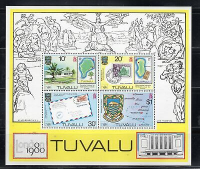Tuvalu Stamps  Stamps Souvenir Sheet   Mint Never Hinged   Lot 7378