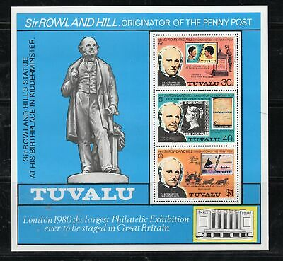 Tuvalu Stamps  Stamps Souvenir Sheet   Mint Never Hinged   Lot 7381