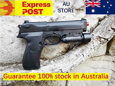 Skd Beretta M92 (90-Two) 14.8V Auto Gel Blaster Skd Cs009 100% Aus Stock