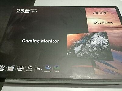 Acer KG251QF 24.5 Inch Widescreen TN LCD Gaming Monitor
