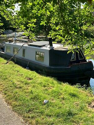 **REDUCED PRICE**37Ft Narrow boat, liveaboard, houseboat, cruiser