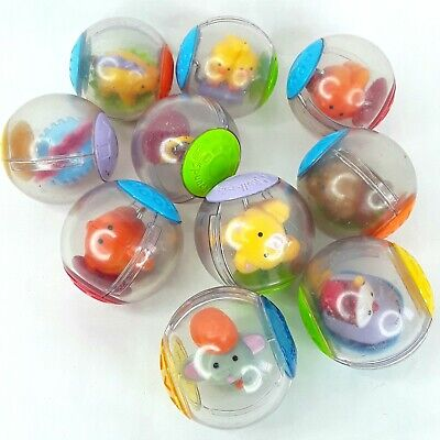 Peek a Boo toy baby balls Roll a Rounds Fisher Price Bulk