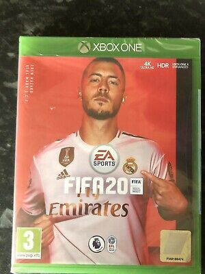 FIFA 20 Xbox One Edition. Brand New In Box & Sealed! UK Free Postage.