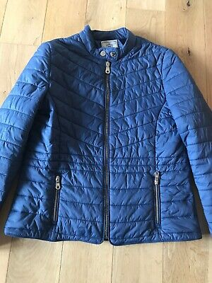 Massimo Dutto Sport Kids Girls Quilted Jacket Age 11-12