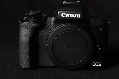 Canon EOS M50 Mirrorless Camera with EF-M 55-200mm IS STM Zoom Lens