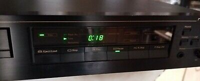 Nakamichi OMS-2A CD Player Working