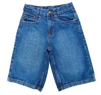 Timberland Denim Blue Jeans Shorts Boys Size 12