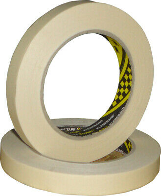 Draper 1X 50Mx50mm Masking Tape Roll Garage 63480