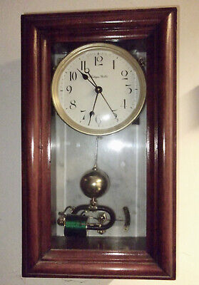 Brillie Elecro Magnetic Master Clock 1920S Working