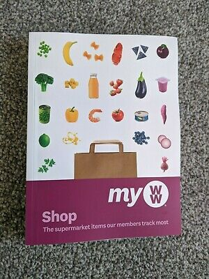 MyWW 2020 Shop & Eating Out Guide - Weight Watchers WW Supermarket Menu 2 in 1