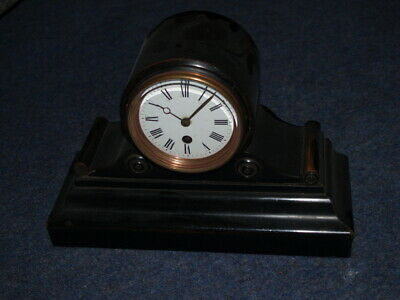 Antique timepiece mantel clock