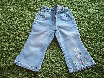 Girls Next Jeans and top Bundle.  Aged 9-12 Months (see pics for all items)