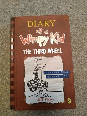 Diary Of A Wimpy Kid The Third Wheel. Jeff Kinney