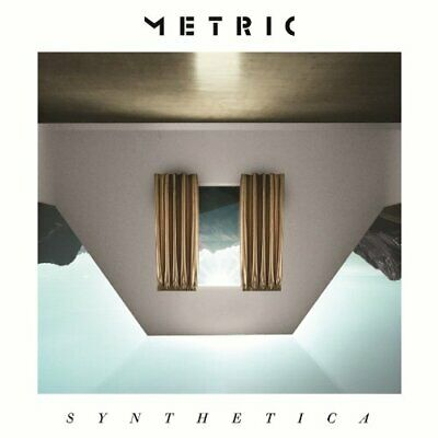 |2684104| Metric - Synthetica [CD x 1] New