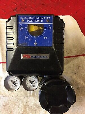 EPR-WN2S03NTR Power-Genex EPL With Feedback Electro Pneumatic Positioner