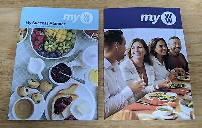 New Official 2020 MyWW Plan Books Weight Watchers Starter Pack Set Recipes UK