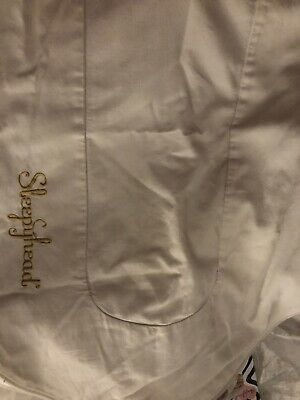 sleepyhead deluxe spare cover 0-8 Months Cover Only Selling Cushion Separately