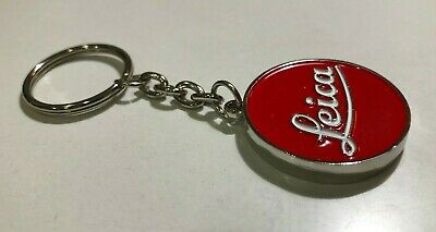 Leica Key Chain Hang Tag Official Leica Merchandise - Sealed Brand New