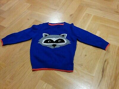 Marks and spencer boys cashmere jumper age 12-18 Months