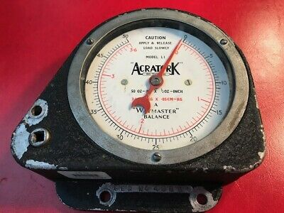 ACRATORK L1 Torque Calibration Setting Gauge