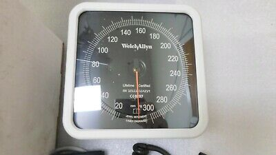 Welch Allyn 7670-01W Wall and Mobile Aneroid Sphygmomanometer.