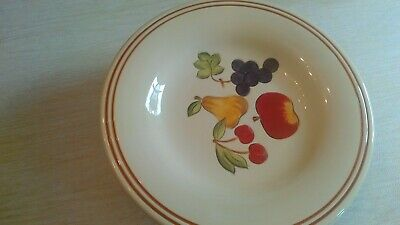 "Tabletops Lifestyles SIMPLE FRUIT Dinner Plates 11"" Set Of  4"