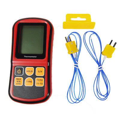 New Arrival High Accuracy Thermocouple Thermometer Digital Thermometer