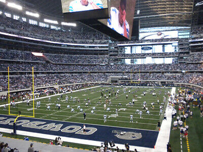 2 Tickets Washington Redskins  @ Dallas Cowboys   12/29/19