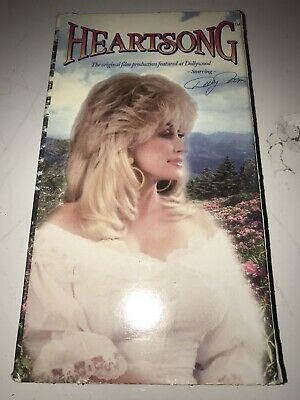 VHS HEARTSONG DOLLY PARTON DOLLYWOOD People Of The Great Smokey Mountains