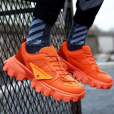 Men Cool Designer Sneakers Athletic Running Shoes Fashion Outdoor Jogging Sport
