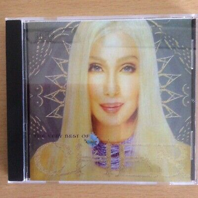 The Very Best Of Cher Cd. Like New