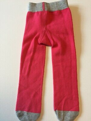New NEXT Baby Girl's Pink Tights 0-3 Months