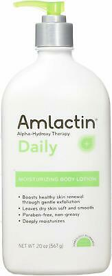 Amlactin 12 % Moisturizing Lotion - 567g/20oz