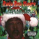 RUDY RAY MOORE - This Ain't No White Christmas - CD - BRAND NEW/STILL SEALED