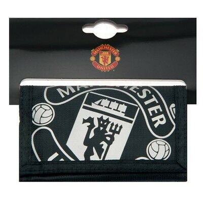 new official manchester united football club wallet mufc man utd old traford