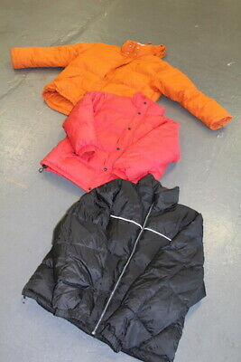 Vintage Wholesale Lot Branded Unbranded Nike Adidas Down Fill Puffa Jacket x 50