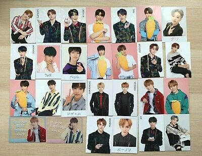SEVENTEEN 2018 Ideal Cut in Japan official photo card (select option)