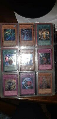 Lotto  YU GI OH 130 cards Ultimates - Secrets - Ultras -supers - rare ... Cards