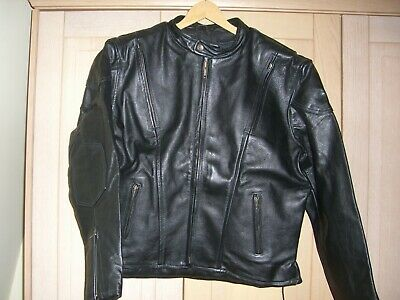 Iron Horse Premium Motorcycle Leather Jacket - Brand New- Ideal For Harley Rider