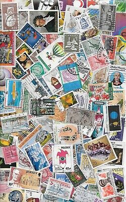 50g WORLD STAMP MIXTURE/KILOWARE OFF PAPER. GREAT LOT FOR SORTING/THEMATICS # 7