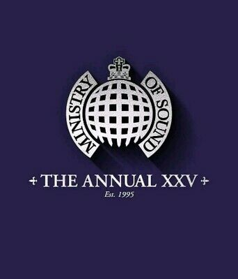 The Annual XXV - Ministry Of Sound NEW SEALED