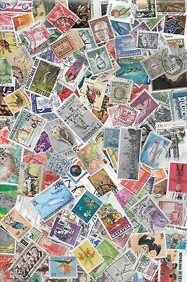 50g WORLD STAMP MIXTURE/KILOWARE OFF PAPER. GREAT LOT FOR SORTING/THEMATICS # 6