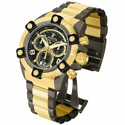 NEW Invicta 12983 Reserve 48mm Octane Swiss Made Chronograph Watch With Blue Box