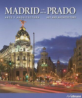 MADRID AND PRADO: ART AND ARCHITECTURE By David Sanchez **BRAND NEW**