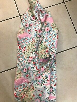 cath kidson girls dressing gown/robe age 2/3